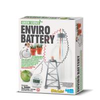 Zelená věda - Eco baterie