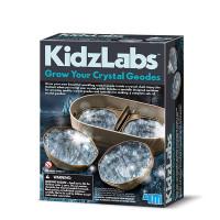 Pěstování krystalů ve formách