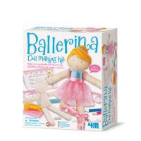 Vyrob si bábiku - baletka