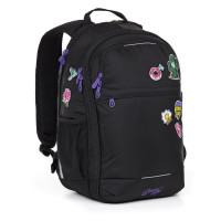 Studentský batoh Topgal - RUBI17007 G