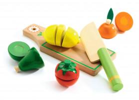 Krájení ovoce a zeleniny