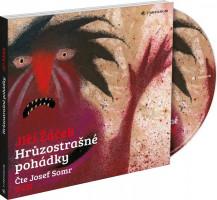Hrůzostrašné pohádky - audio na 2 CD