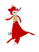 Lilliputiens – líška Alice – maznáčik