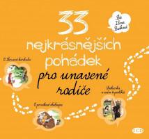 33 nejkrásnějších pohádek - audiokniha na CD