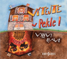 Vítejte v Pekle! - audiokniha na CD - MP3