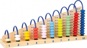 Legler - Edukativní počítadlo - sčítání
