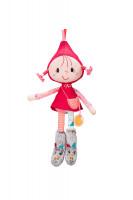 Lilliputiens - Mini panenka Červená Karkulka