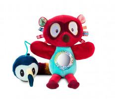 Lilliputiens - lemur George - plyšová hračka