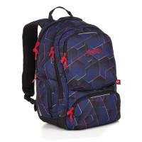 Studentský batoh Topgal - ROTH 18037 B