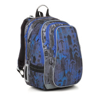 Školská taška LYNN 18005 B