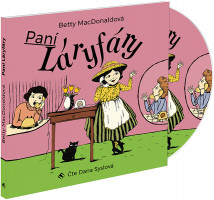 Paní Láryfáry - audiokniha na mp3 CD