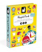 Magnetická kniha - Hodiny