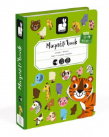 Magnetická kniha - Zvířata