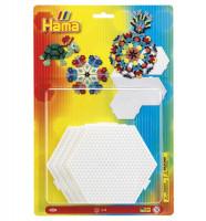 Hama Midi podložky - 4 napojovací šestiúhelníky - Sleva