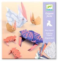 Origami – Zvieracie rodinky