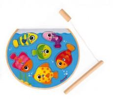 Rybolov - puzzle a rybaření