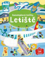 Letiště -  samolepková knížka