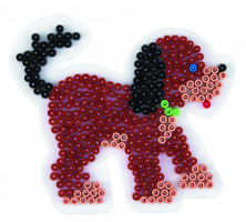 Hama Midi - podložka pes