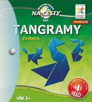 Tangramy - zvířata