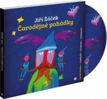 Čarodějné pohádky - audiokniha na CD