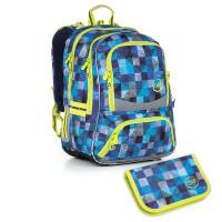 Školský batoh a peračník TOPGAL - CHI 870 D + CHI 897