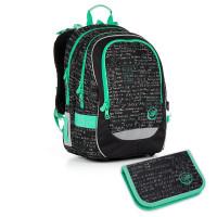 Školní batoh a penál TOPGAL - CHI 866 A + CHI 889
