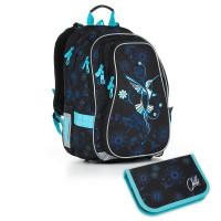 Školský batoh a peračník Topgal - CHI 882 A + CHI 917