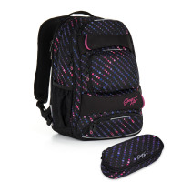 Studentský batoh a penál Topgal - HIT 884 A + HIT 898