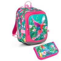 Školský batoh a peračník Topgal  ENDY 18001