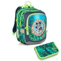 Školní batoh a penál Topgal ENDY18010 B