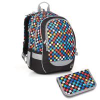 Školní batoh a penál Topgal CODA18020 B