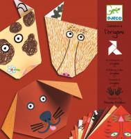 Origami Hlavičky zvieratiek