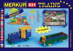 Merkur – Železničné modely – 211 ks