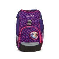 Školní batoh Ergobag prime - Fluo růžový 2019