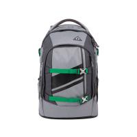 Študentský batoh Ergobag Satch - Blazing Grey