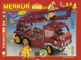 Merkur - Fire set - 708 ks