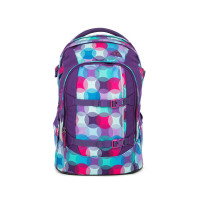 Študentský batoh Ergobag Satch - Hurly Pearly