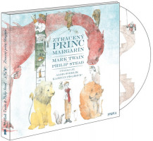 Ztracený princ Margarín - audiokniha na CDmp3