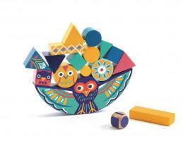 Balančná hra – sova