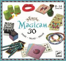 Djeco Magic - Magicam -  sada 30 kouzelnických triků