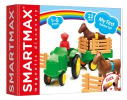 SmartMax - Môj prvý traktor - 22 ks