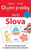 Chytré prstíky - Slova
