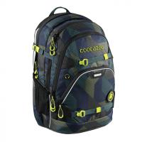 Školní batoh Coocazoo ScaleRale, Polygon Brick, certifikát AGR