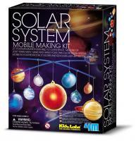Pohyblivý model slnečnej sústavy
