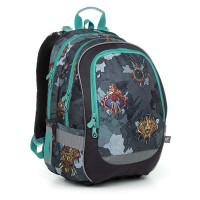 Školská taška CODA 19016