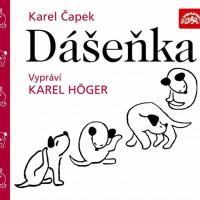 Dášeňka - audio na CD