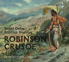 Robinson Crusoe - audiokniha na CD
