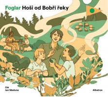 Hoši od Bobří řeky - audiokniha na CD