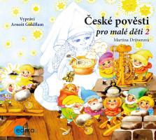 České pověsti pro malé děti 2 - audiokniha na CD
