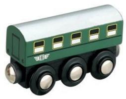 Maxim - Osobní vagón